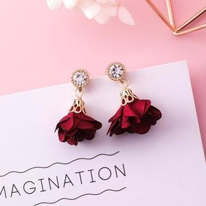 NEW FLORENCE Cute Flower Handmade Earrings 35